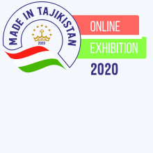 Made in Tajikistan - 2020